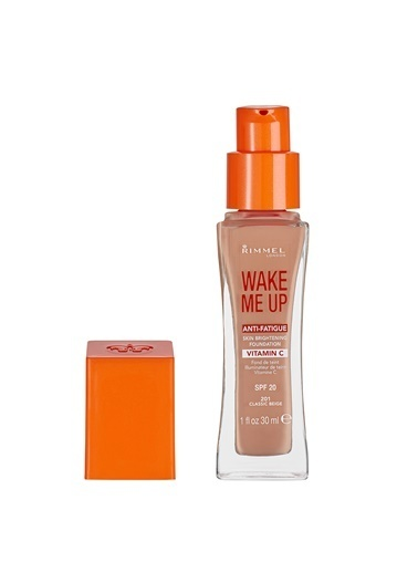 Rimmel London Wake Me Up Foundation 201-Rimmel London